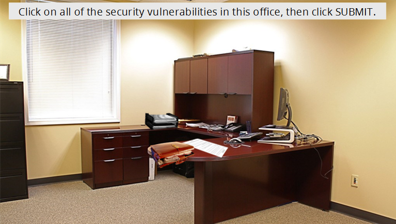 Office with security vulnerabilities