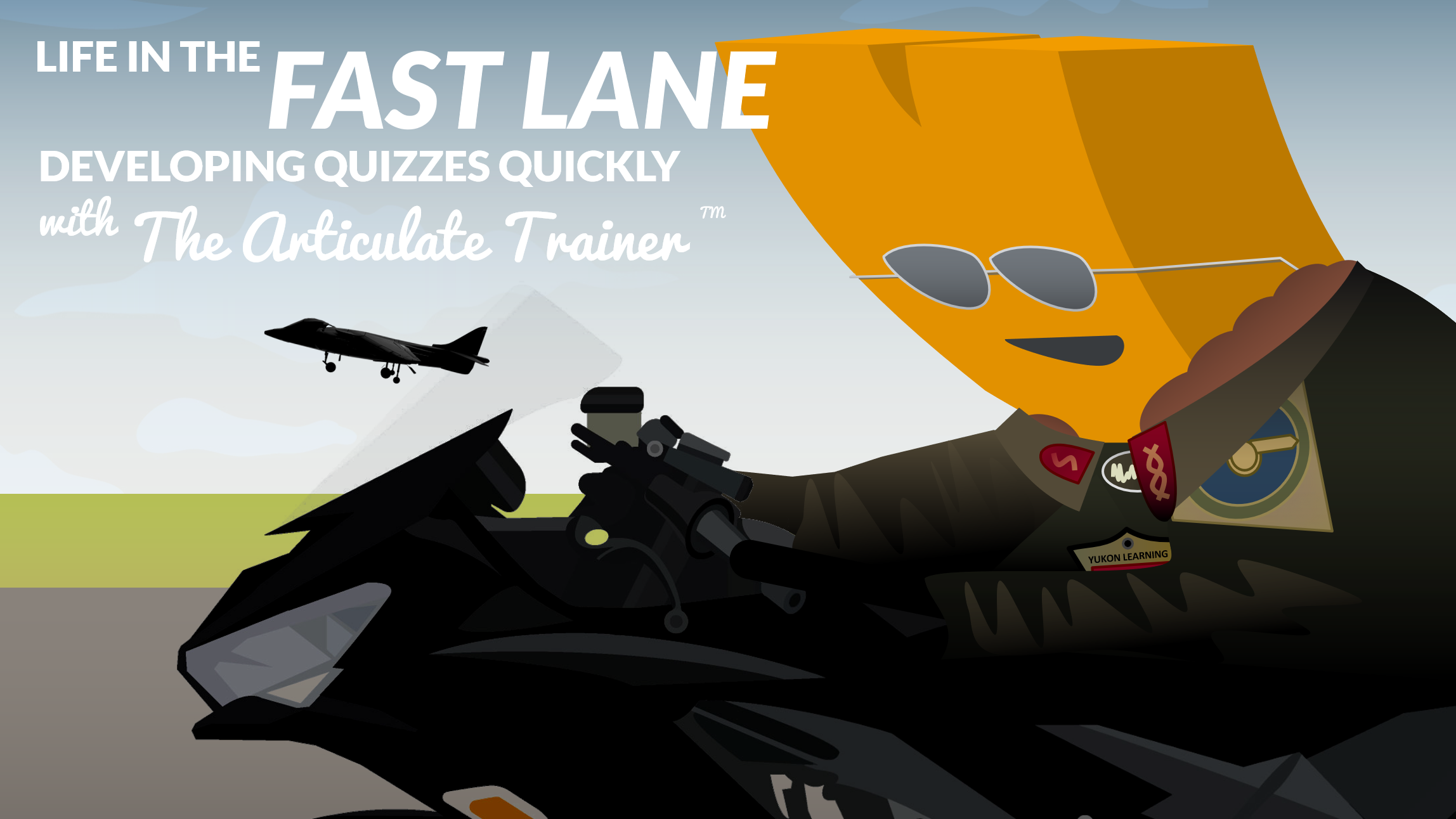 Life in the Fast Lane: Developing Quizzes Quickly with The Articulate Trainer